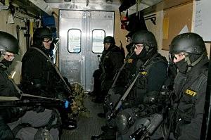 SWAT Members
