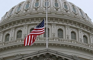 Nation's Capitol Mourns Victims Of Tucson Shooting Rampage