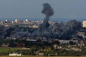 Bombs Continue To Hit Gaza As UN Urges Ceasefire