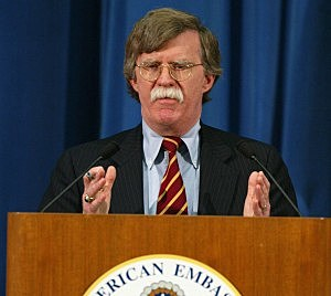 U.S. Undersecretary Of State John Bolton Press Conference