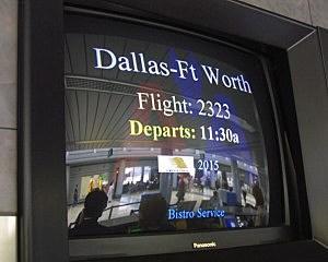 Airfare wars to DFW