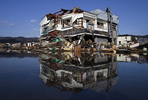 Japan Struggles To Deal With Nuclear Crisis And Tsunami Aftermath