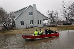 North Dakota Battles Red River Floods