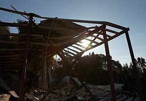 Residents Survey Damage To Their Homes Following WA Bush Fires