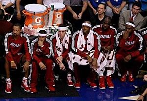 Miami Heat v Dallas Mavericks - Game Three