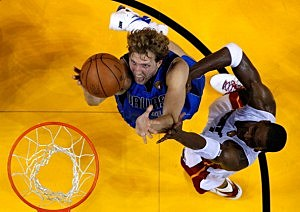 Dallas Mavericks v Miami Heat - Game One