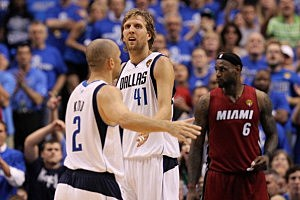 Miami Heat v Dallas Mavericks - Game Four