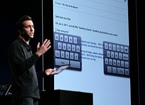 Steve Jobs Introduces iCloud Storage System At Apple's Worldwide Developers Conference