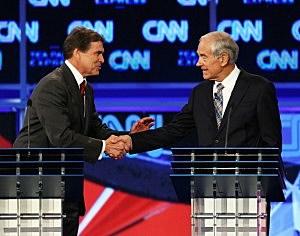 GOP Presidential Candidates Participate In Debate In Tampa