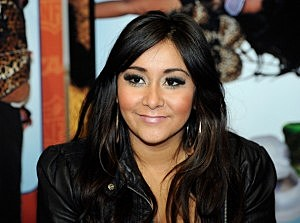 "Nicole ""Snooki"" Polizzi Promotes Snooki Slippers Line At MAGIC Convention"
