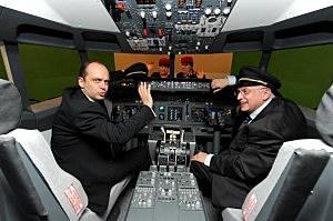 Europe's Largest Airplane Set