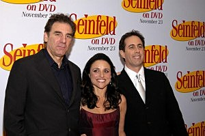 """DVD Release Party For First 3 Seasons Of """"Seinfeld"""""""