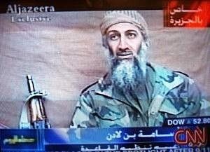 Osama bin Laden Broadcast