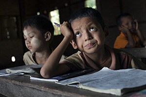 Literacy Rates Remain High in Myanmar