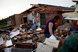 Multiple Tornadoes Touch Down In Dallas-Fort Worth Area