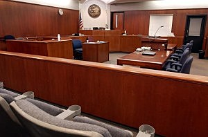 Courtroom Where Michael Jackson?s Child Molestation Trial Is Held