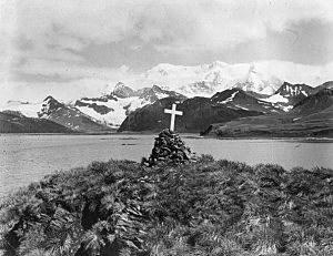 Shackleton's Monument