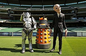 Doctor Who Daleks Prepare For Melbourne Symphony Orchestra Debut