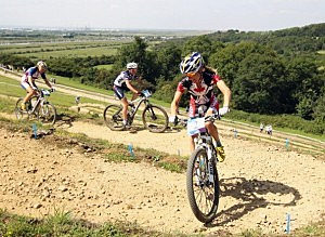 LOCOG Test Events for London 2012 - Mountain Bike