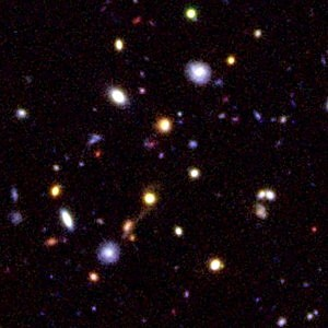 Scientists Capture Deep Space Image Of Early Universe