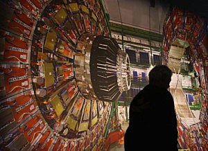 Large Hadron Collider Exhibition