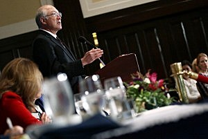 Interior Secretary Ken Salazar Speaks On Energy Related Issues At The National Press Club