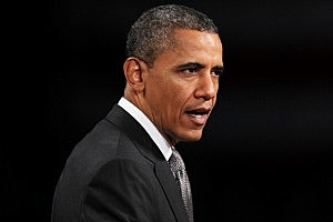 President Obama Speaks On The Economy In Albany