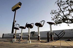 Mississippi Gulf Coast Slow To Recover From Katrina