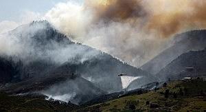 Colorado's High Park Fire Burns 37,000 Acres, Forces Evacuations