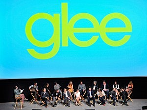 """The Academy Of Television Arts & Sciences' Screening Of Fox's """"Glee"""""""