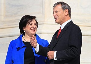 Elena Kagan Is Sworn In As 100th Justice Of U.S. Supreme Court