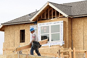New Building Permits Shoot Up To Highest Level Since 2009