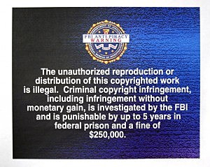 FBI Announces Measures To Combat Digital Piracy