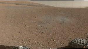 NASA's Curiosity Rover Captures Mars