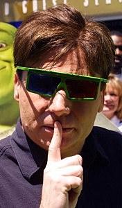 World Premiere Of Shrek 4-D