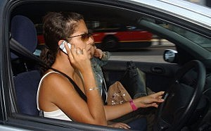 Drivers To Face Mobile Phone Ban In England