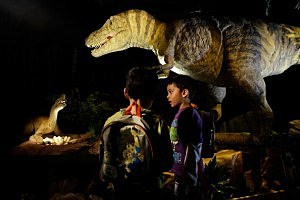 The Natural History Museum Launch Their New Exhibition Age Of The Dinosaur