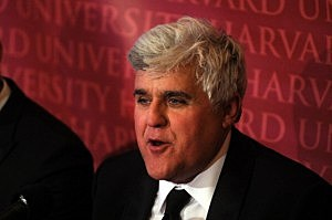 Jay Leno Honored As Harvard University's Hasty Pudding Club's 2011 Man Of The Year