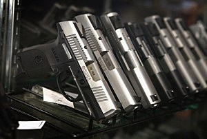 Cook County Board Proposes Tax On Guns And Ammo