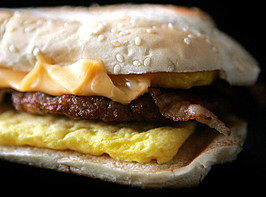 "Burger King Introduces New ""Enormous"" Sandwich"