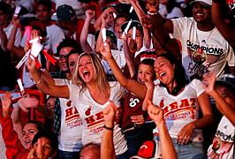 Miami Heat Victory Parade And Rally