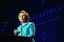 Clinton Global Initiative America Meetings Begin In Chicago