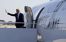 John Kerry Heads to Doha For Syria Talks