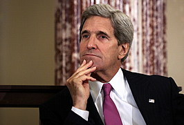 Kerry Speaks At World Refugee Day Event At State Department
