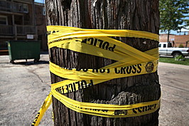 Chicago Police Discuss Gun Crimes