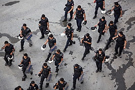 Aftermath Following Police Crackdown On Protesters In Turkey