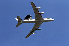 Germany To Send AWACS Crews To Afghanistan
