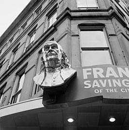 Franklin Bust