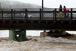 Emergency Declared In Southern Alberta After Heavy Flooding