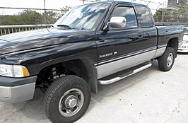 Pickup Trucks Do Poorly in Crash Tests